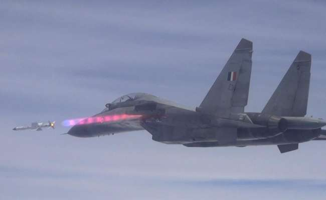 Astra BVR Air-to-Air Missile